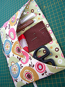 Sewing notions roll